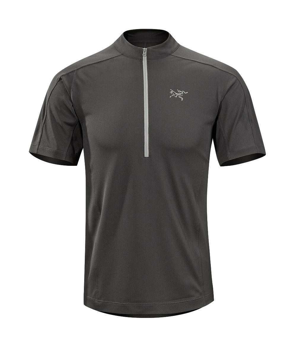 Arcteryx Carbon Copy Velox Zip Neck